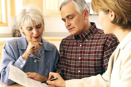 Доверенность на получение пенсии