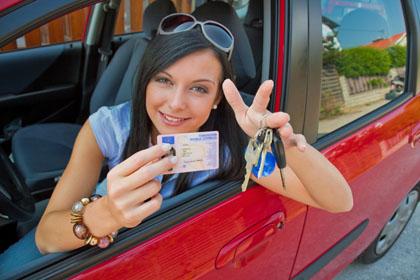 Образец заполнения заявления на замену водительского удостоверения